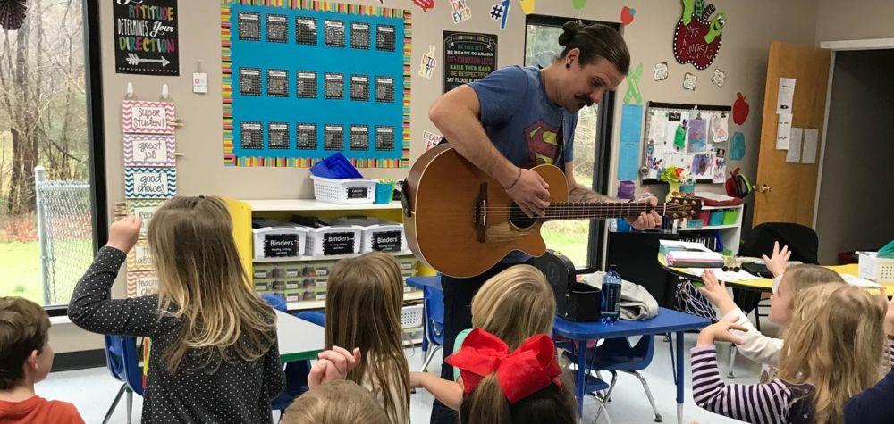 Music School for Amazing Kids