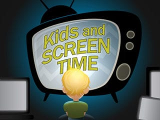 School for Amazing Kids Screen Time