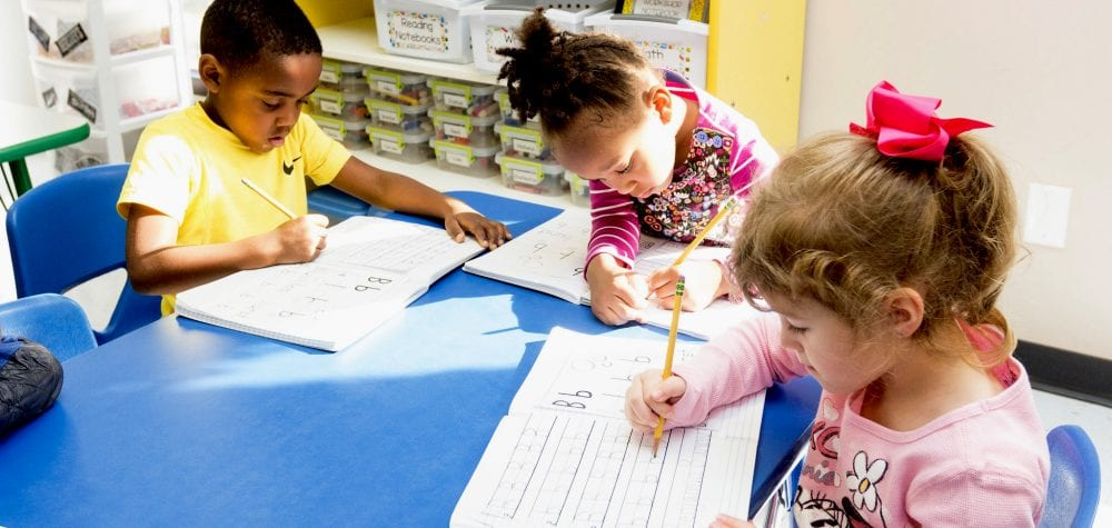 handwriting preschool