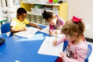 handwriting preschool