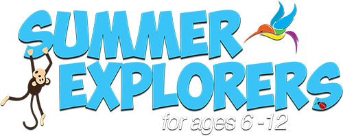 Summer Explorers Logo