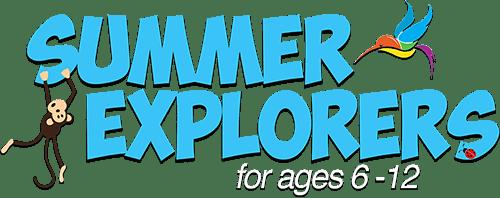 Summer Explorers Logo